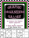 Graphic Organizers GALORE! {50 Common Core Printables!}