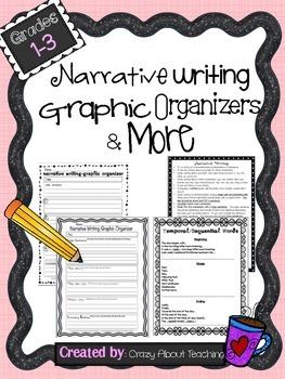 Graphic Organizers & More (Narrative Writing)