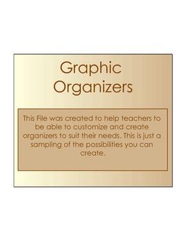 Graphic Organizers PDF