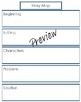 Graphic Organizers PDF 38 Pages - Venn Diagram, T-Chart, S