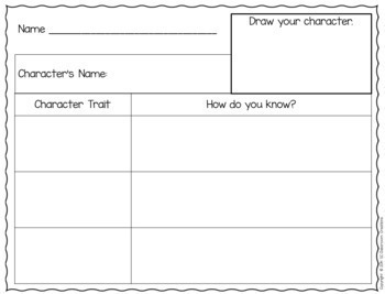 Reading Response Sheets and Graphic Organizers
