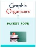 Graphic Organizers Packet Four: Mini Pack