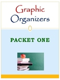 Graphic Organizers Packet One: Mini Pack