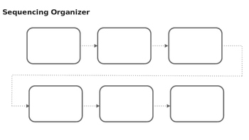 Graphic Organizers PowerPoint Templates