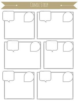 Graphic Organizers / Presentation Tools