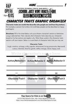 Graphic Organizers: Reading Comprehension Skills, Graphic Organizers for Writing