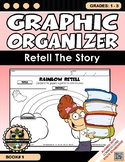 Graphic Organizers Retailing & Story Structure Grades. 1-3