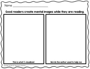 Reading Response Graphic Organizers (Sample)