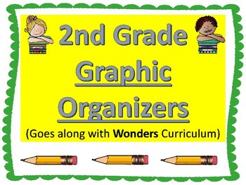 Graphic Organizers Second Grade