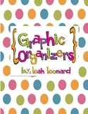Graphic Organizers Set