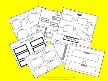 Graphic Organizers (Story Elements)