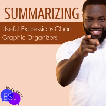 Summarizing: Graphic Organizers and Activities