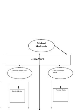 Graphic Organizers: Swallowing Stones by Joyce MacDonald Character Analysis.