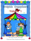 Graphic Organizers Volume 1