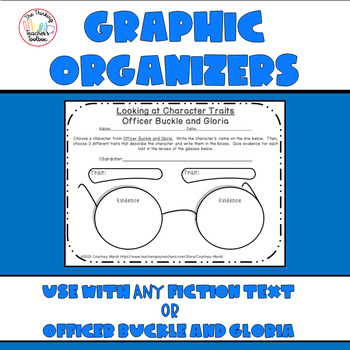 Graphic Organizers and Activities for ANY book, AND for Of