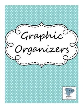 Graphic Organizers and Bonus Roll and Retell