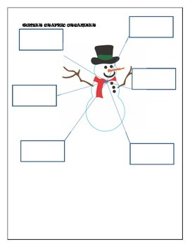 Lined paper options with graphic organizers for OT students