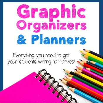 Graphic Organizers For Short Story Writing & Worksheets | TpT