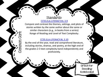 Graphic Organizers and Story Maps