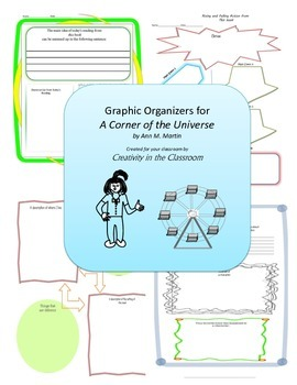 Graphic Organizers for A Corner of the Universe