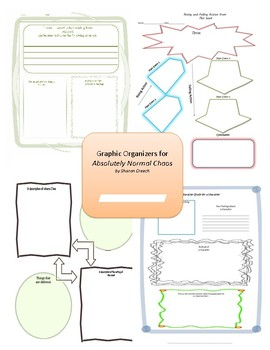 Graphic Organizers for Absolutely Normal Chaos