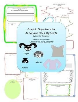 Graphic Organizers for Al Capone Does My Shirts