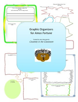 Graphic Organizers for Amos Fortune