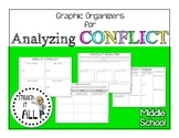 Graphic Organizers for Analyzing Conflict
