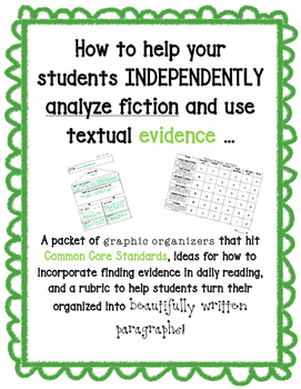 Text- Based Analysis of Fiction