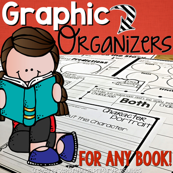 Graphic Organizers for Any Book!