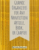 Graphic Organizers for Any Nonfiction Article, Book, or Ch