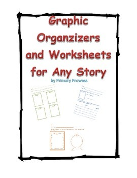 Graphic Organizers for Any Story