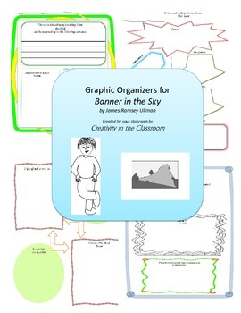 Graphic Organizers for Banner in the Sky