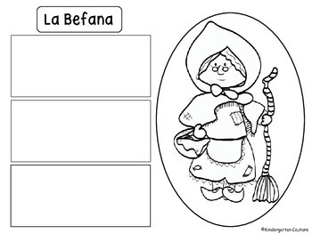 Graphic Organizers for Befana