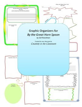 Graphic Organizers for By the Great Horn Spoon