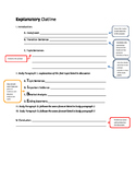 Graphic Organizers for CCSS Writing