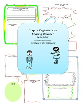 Graphic Organizers for Chasing Vermeer