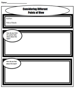 Graphic Organizers for Common Core Reading Anchor Standards 1-9