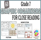 Graphic Organizers for Common Core Reading Standards (Gr.7