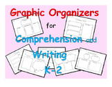 Graphic Organizers for Comprehension and Writing: 21 Graphic Organizers!