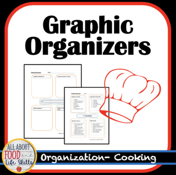 Graphic Organizers for Cooking Labs