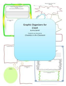 Graphic Organizers for Crash