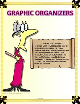 Graphic Organizers for Daily Activities