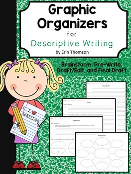 Graphic Organizers for Descriptive Writing