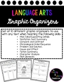 Graphic Organizers for ELA Skills