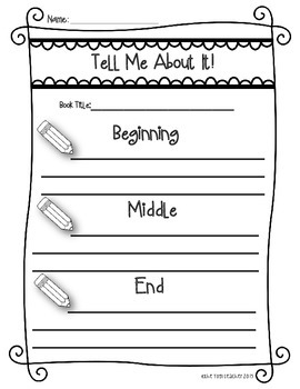 Graphic Organizers for Elementary Teachers mini-pack, Common Core aligned