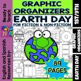 Graphic Organizers for Fiction and Non-Fiction -  Earth Da