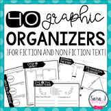 Graphic Organizers for Reading | Distance Learning
