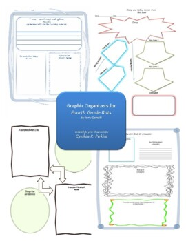 Graphic Organizers for Fourth Grade Rats