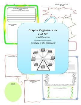 Graphic Organizers for Full Tilt